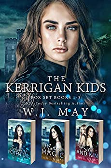 The Kerrigan Kids (Boxed Set) by W.J. May