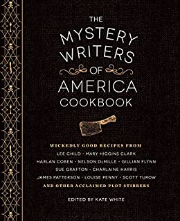 The Mystery Writers of America Cookbook by Kate White