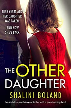 The Other Daughter by Shalini Boland