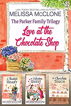 The Parker Family Trilogy by Melissa McClone