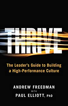Thrive by Andrew Freedman