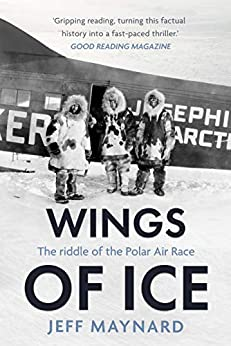 Wings of Ice by Jeff Maynard