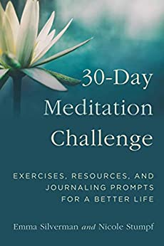 30-Day Meditation Challenge by Emma Silverman