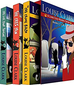 9 Lives Cozy Mystery Series