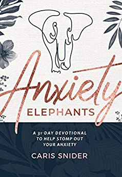 Anxiety Elephants by Caris Snider