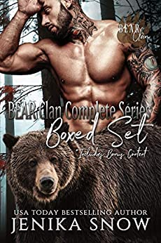 Bear Clan Complete Series Boxed Set by Jenika Snow