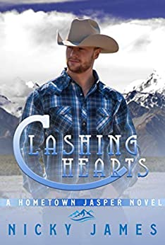 Clashing Hearts by Nicky James