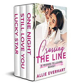 Crossing the Line (Boxed Set)