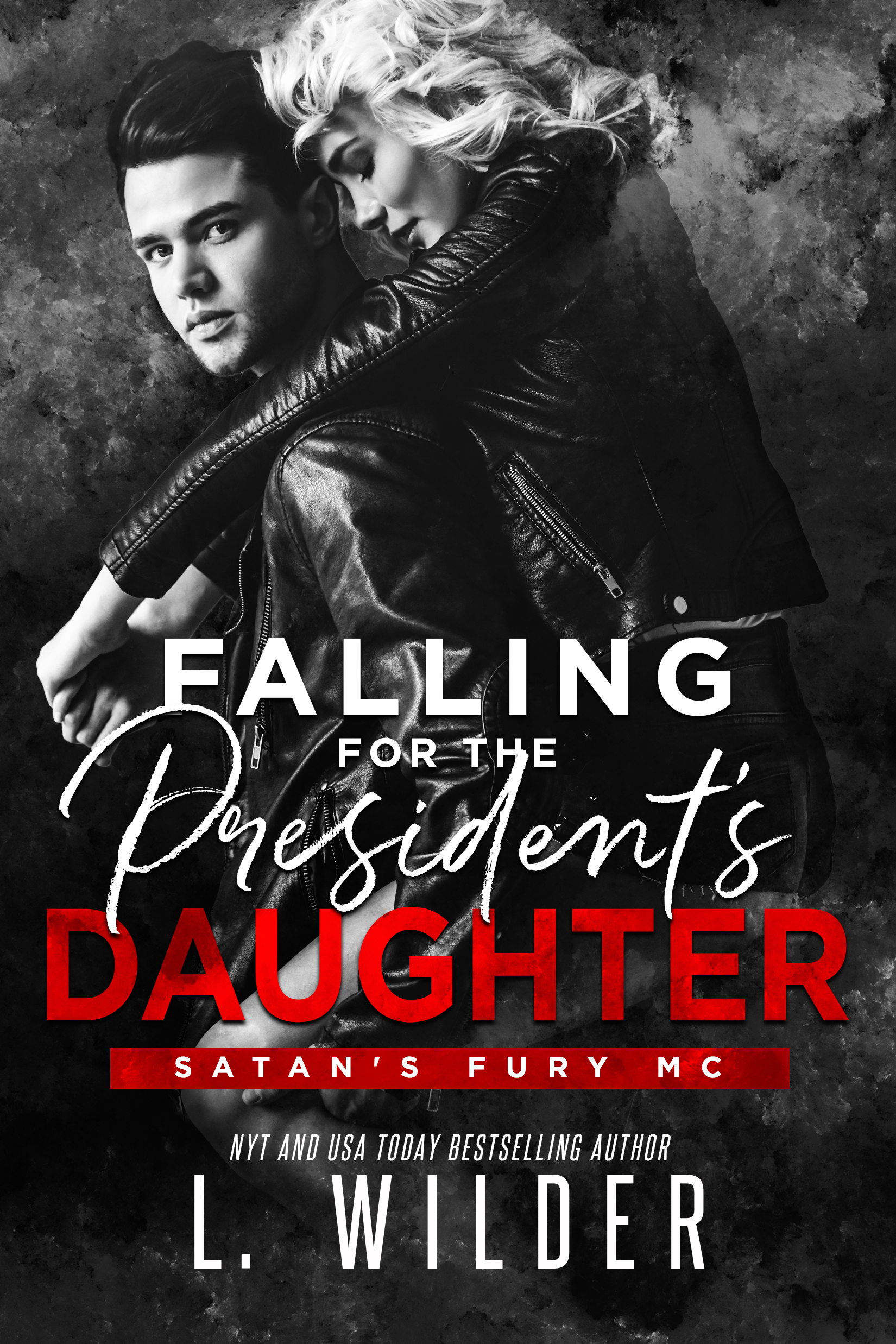 Falling for the President's Daughter
