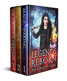 Legends Reborn by Eva Chase