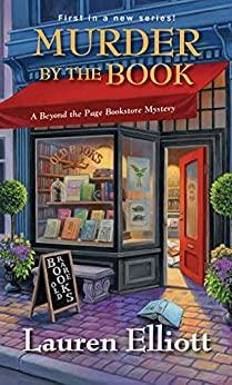 Murder by the Book by Lauren Elliott