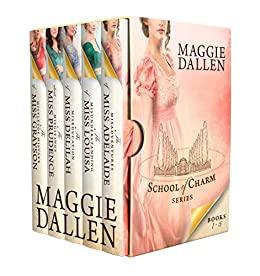 School of Charm Series by Maggie Dallen