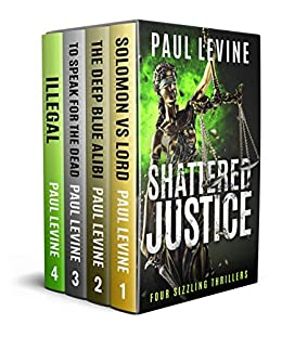 Shattered Justice (Boxed Set) by Paul Levine