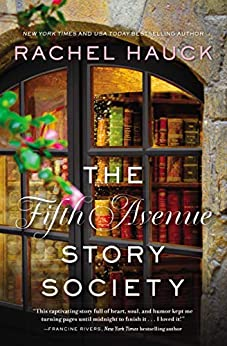 The Fifth Avenue Story Society by Rachel Hauck