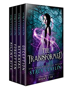 The Transformed (Boxed Set) by Stacy Claflin