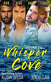 Whisper Cove by Allison LaFleur