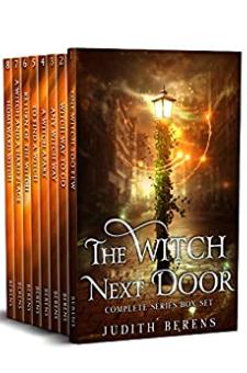 The Witch Next Door (Books 1-8)