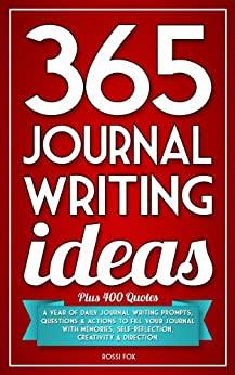 365 Journal Writing Ideas
