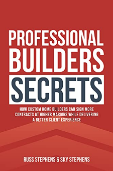 Professional Builders Secrets