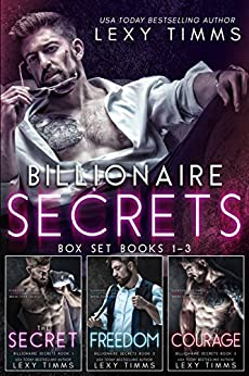 Billionaire Secrets (Boxed Set) by Lexy Timms