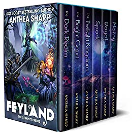 Feyland by Anthea Sharp