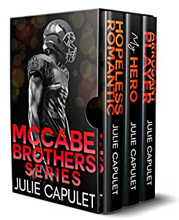 McCabe Brothers Series (Boxed Set) by Julie Capulet