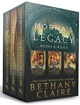 Morna's Legacy by Bethany Claire
