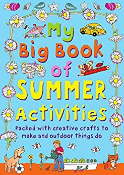 My Big Book of Summer Activities by Clare Beaton