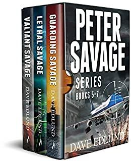 Peter Savage Series by Dave Edlund