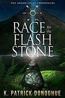 Race for the Flash Stone by K. Patrick Donoghue