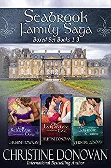Seabrook Family Saga (Boxed Set)