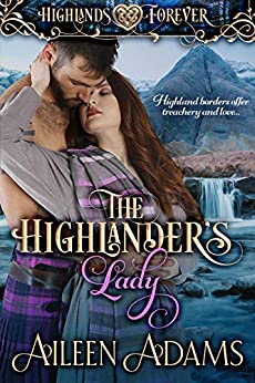 The Highlander's Lady by Aileen Adams