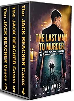 The Jack Reacher Cases by Dan Ames