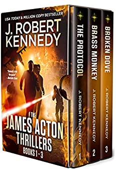 The James Acton Thrillers
