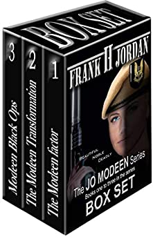 The Jo Modeen Series (Boxed Set)
