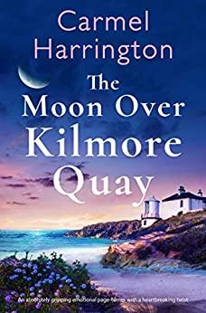 The Moon over Kilmore Quay by Carmel Harrington