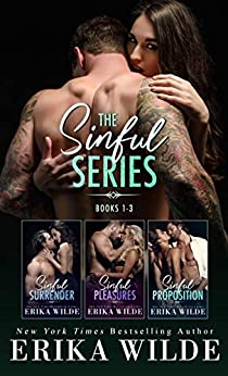 The Sinful Series by Erika Wilde