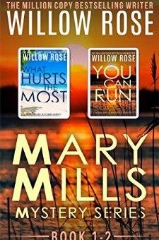 Mary Mills Mystery Series (Books 1-2)