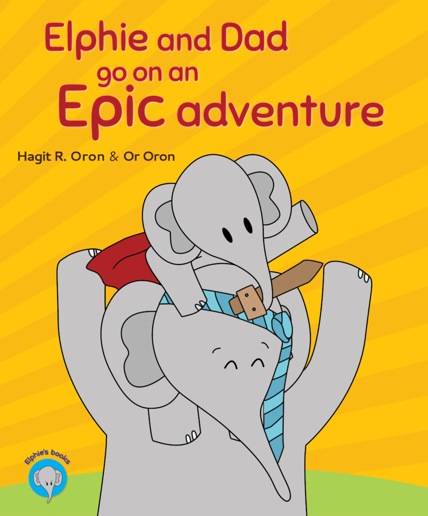 Elphie and Dad Go On an Epic Adventure