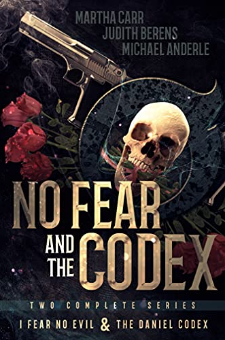 No Fear and The Codex (10 Books: 2 Complete Series)