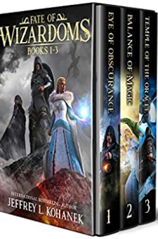 Fate of Wizardoms (Boxed Set)