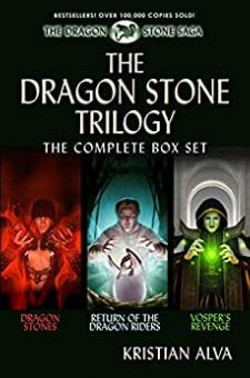 The Dragon Stone Trilogy (Books 1-3)
