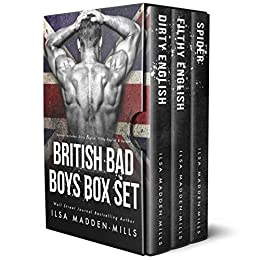 British Bad Boys (Boxed Set)