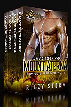 Dragons of Mount Aterna
