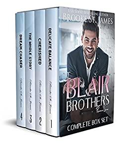 The Blair Brothers Romance Series