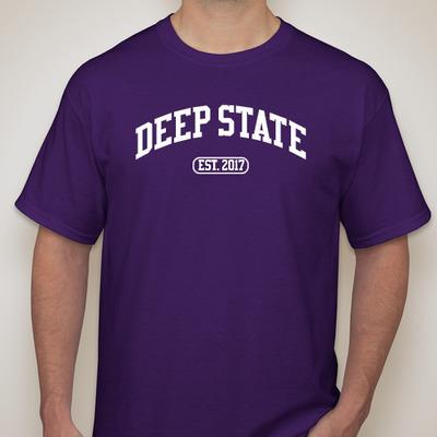 Deep state t shirt