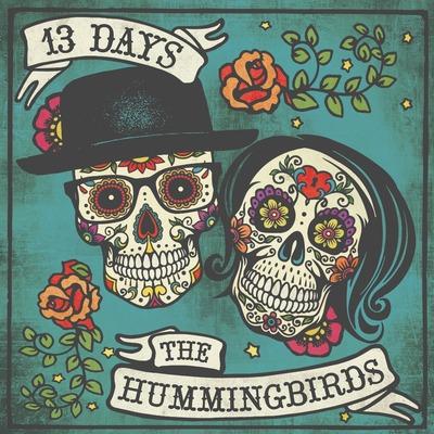 The hummingbirds album cover