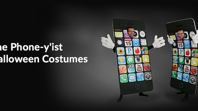 The phone y ist halloween costumes