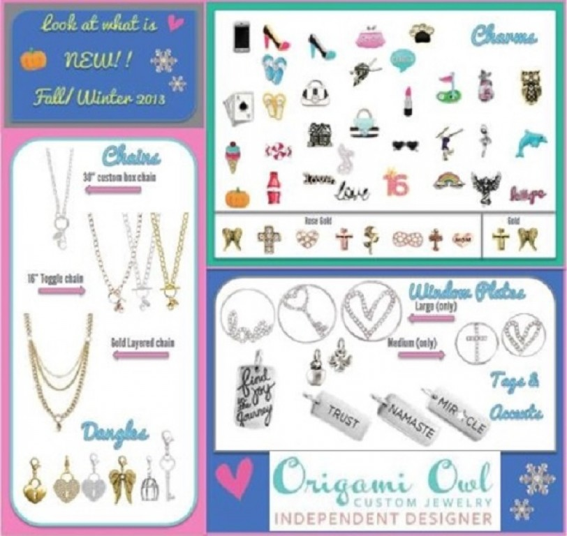 Origami Owl - Find a Designer near you and get the look-... | Facebook | 768x812