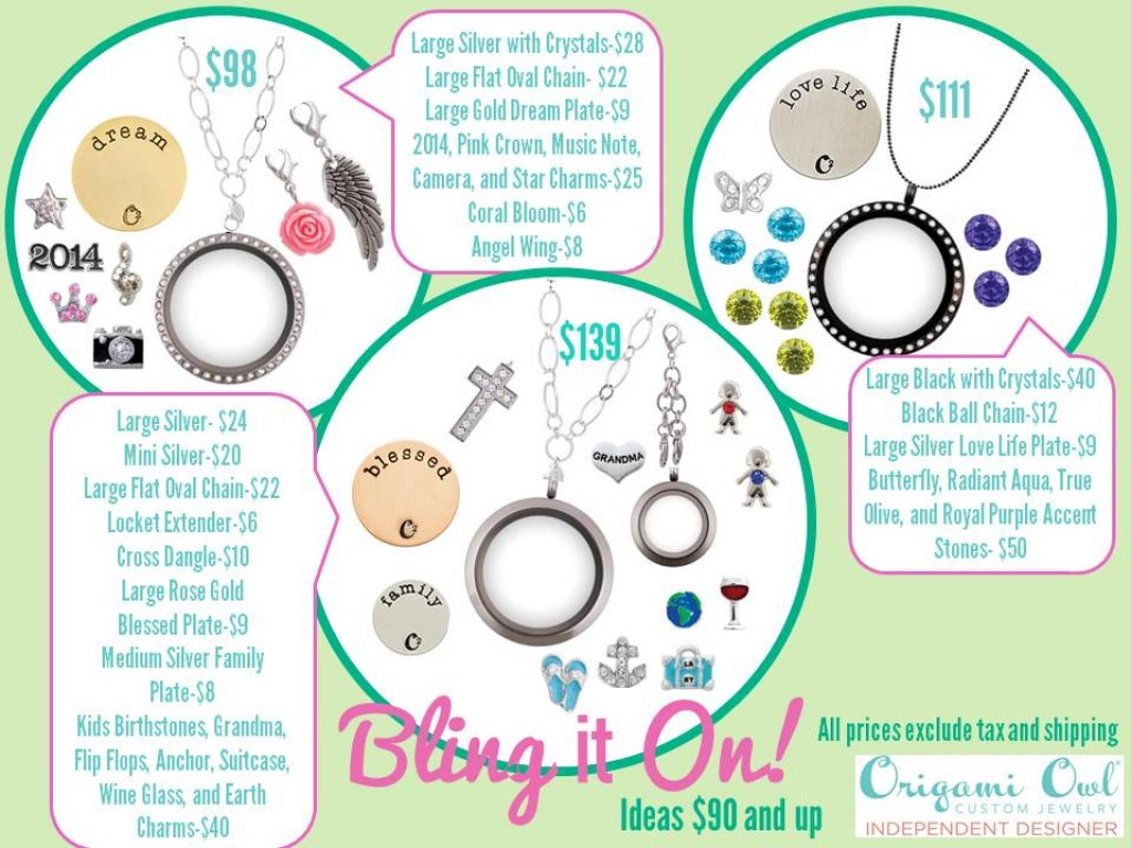 Origami Owl at Storied Charms: Origami Owl Legacy Piece of My ... | 768x1024